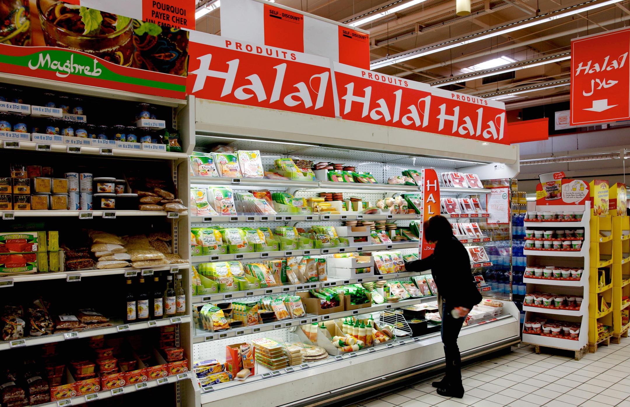 Hypermarché ramadan