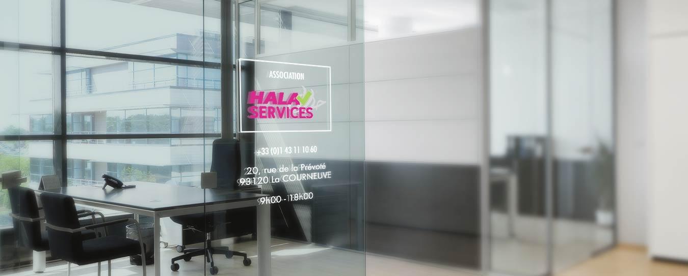 Halas Services Media Association - engagements; historique; label; présentation; spécificité; traçabilité